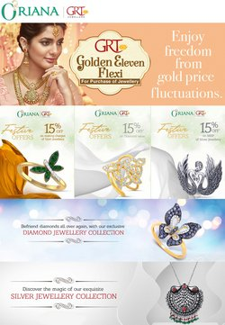 GRT Jewellers catalogue ( 9 days left)