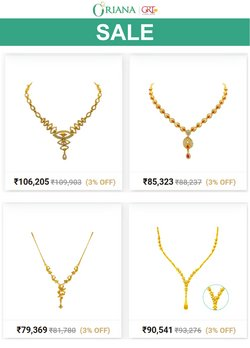 GRT Jewellers catalogue ( 11 days left)
