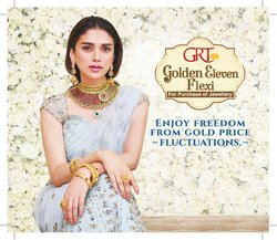 Jewellery offers in the GRT Jewellers catalogue ( 1 day ago)