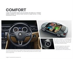Steering offers in the Skoda catalogue in Delhi