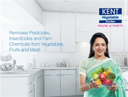 Offers from Kent in the Ghaziabad leaflet