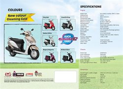 Food offers in the Yamaha catalogue in Delhi