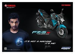 Offers from Yamaha in the Delhi leaflet