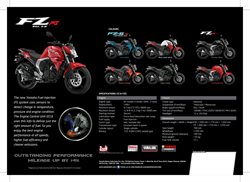 Bike offers in the Yamaha catalogue in Bhilai