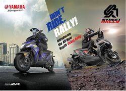 Offers from Yamaha in the Bangalore leaflet