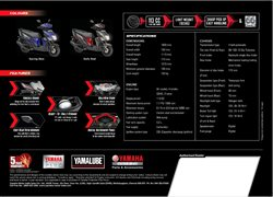 Car offers in the Yamaha catalogue in Salem