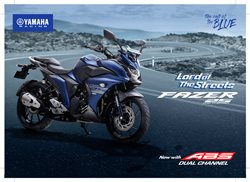 Cars, motorcycles & spares offers in the Yamaha catalogue in Delhi ( More than a month )