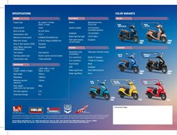Offers of Suspension in Yamaha