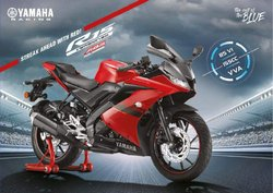 Cars, motorcycles & spares offers in the Yamaha catalogue in Delhi ( 2 days ago )