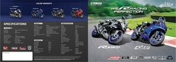 Cars, motorcycles & spares offers in the Yamaha catalogue ( 1 day ago)