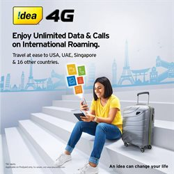 Offers from Idea Cellular in the Delhi leaflet