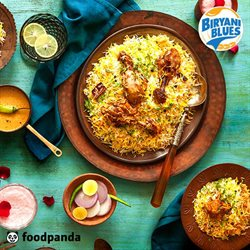 Offers from Food Panda in the Delhi leaflet