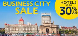 Offers from Expedia India in the Mumbai leaflet