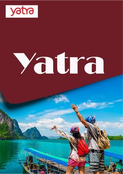Yatra Domestic Flight catalogue ( 4 days left )