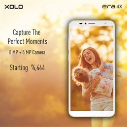 Offers from Xolo in the Mumbai leaflet