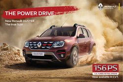 Cars, motorcycles & spares offers in the Renault catalogue ( 24 days left)