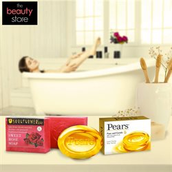 Soap offers in the Big Basket catalogue in Delhi