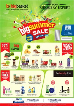 Furniture offers in the Big Basket catalogue in Delhi