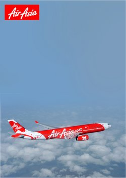 Travel offers in the Air Asia catalogue ( 3 days ago )