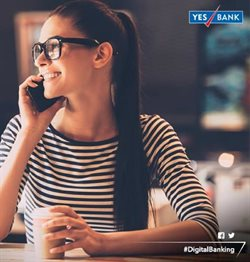Banks & ATMs offers in the Yes Bank catalogue in Bokaro Steel City