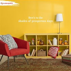 Asian Paints catalogue ( 8 days left )