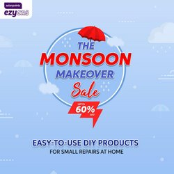 Home & Kitchen offers in the Asian Paints catalogue ( Expires tomorrow)