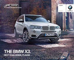 Cars, motorcycles & spares offers in the BMW catalogue in Delhi