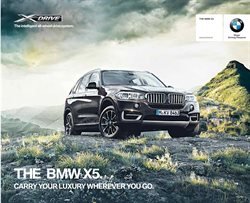 Cars, motorcycles & spares offers in the BMW catalogue in Ahmedabad