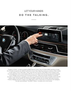 Car lights offers in the BMW catalogue in Delhi