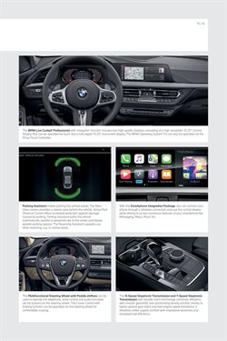 Offers of Maps in BMW