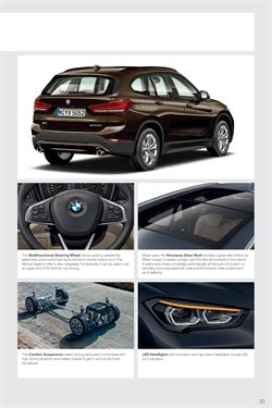 Offers of Suspension in BMW