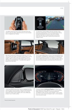 Offers of Screen in BMW