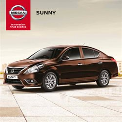 Offers from Nissan in the Delhi leaflet