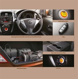 Handsfree offers in the Nissan catalogue in Delhi