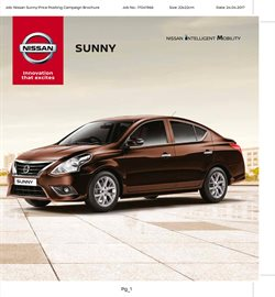 Nissan catalogue in Lucknow ( 3 days left )