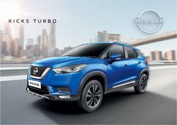 Cars, motorcycles & spares offers in the Nissan catalogue ( Expires today)