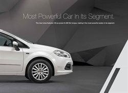 Car offers in the Fiat catalogue in Nashik