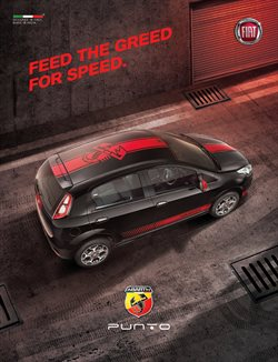 Offers from Fiat in the Bangalore leaflet