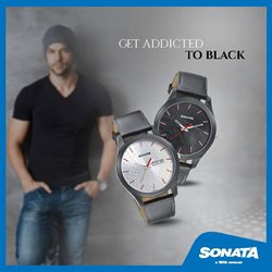 Watch offers in the Sonata Watches catalogue in Vasai Virar
