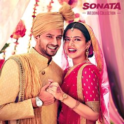 Jewellery offers in the Sonata Watches catalogue in Jabalpur