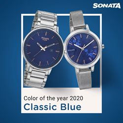 Sonata Watches catalogue ( More than a month )