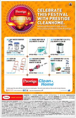 Offers from Prestige Smart Kitchen in the Loni leaflet