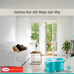 Home & Kitchen offers in the Prestige Smart Kitchen catalogue in Aligarh