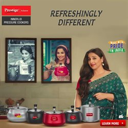 Home & Kitchen offers in the Prestige Smart Kitchen catalogue in Mira and Bhayander