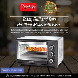 Washing machine offers in the Prestige Smart Kitchen catalogue in Ahmedabad