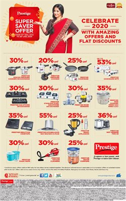 Offers from Prestige Smart Kitchen in the Belgaum leaflet
