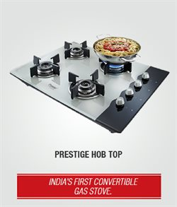 Offers of Top in Prestige Smart Kitchen