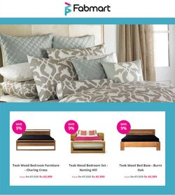 Fabmart offers in the Fabmart catalogue ( 11 days left)