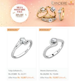 Candere offers in the Candere catalogue ( 3 days left)