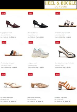 Offers of Urban in Heel and Buckle